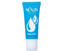 Лубрикант Sexus Silk Touch Neutral, 50 мл.
