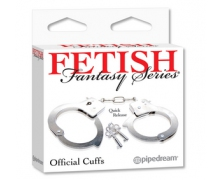 Наручники Pipedream Fetish Fantasy Series Official Handcuffs