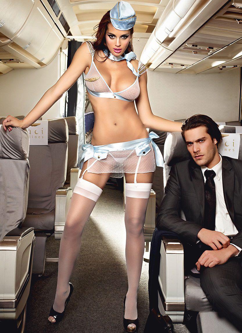 фото стюардесс эро сексуальных