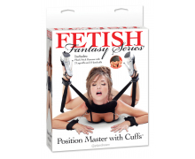 Фиксатор для рук и ног Pipedream Fetish Fantasy Series Position Master With Cuffs