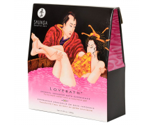 Соль для ванны Shunga LoveBath Dragon Fruit, 650 гр.