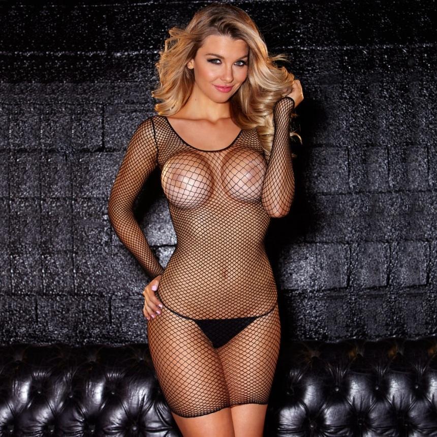 Порно девчонки в прозрачных платьях