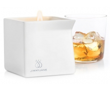 JimmyJane Afterglow Massage Candle, 125 гр — массажная свеча с ароматом бурбона