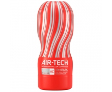 Tenga Air-Tech Reusable Vacuum Cup VC Regular — многоразовый мастурбатор «глубокое горло», совместим с контроллером