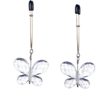 Зажимы для сосков Orion Bad Kitty Butterfly Clamps