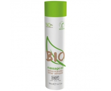 Массажное масло Hot Bio Massage Oil Bitter Almond, 100 мл.