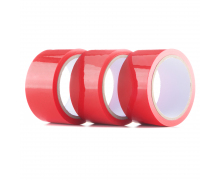 Набор лент Shots Media Ouch! Bondage Tape 3-pack, красные