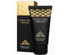 Гель для члена Titan Gel Gold, 50 мл